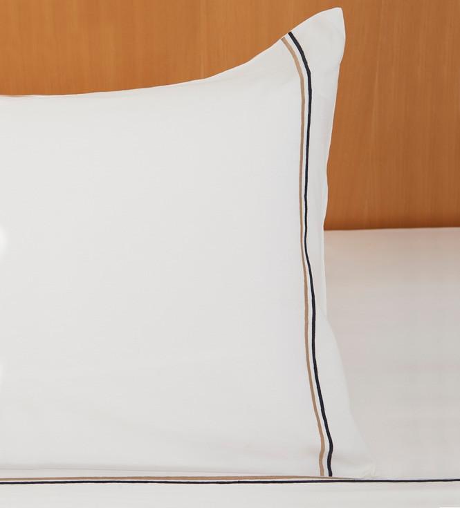 Double Festoon Pillow cover
