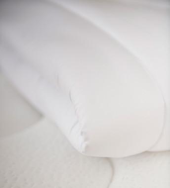 Leichte Bettdecke